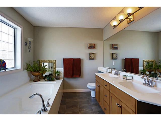 Privacy glass, double sinks, soaker tub and more