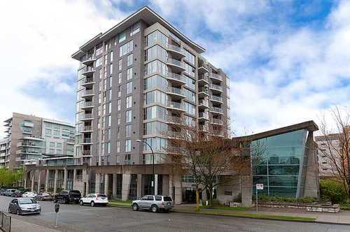 Main Photo: 805 1633 8TH Ave W in Vancouver West: Fairview VW Home for sale ()  : MLS® # V946452