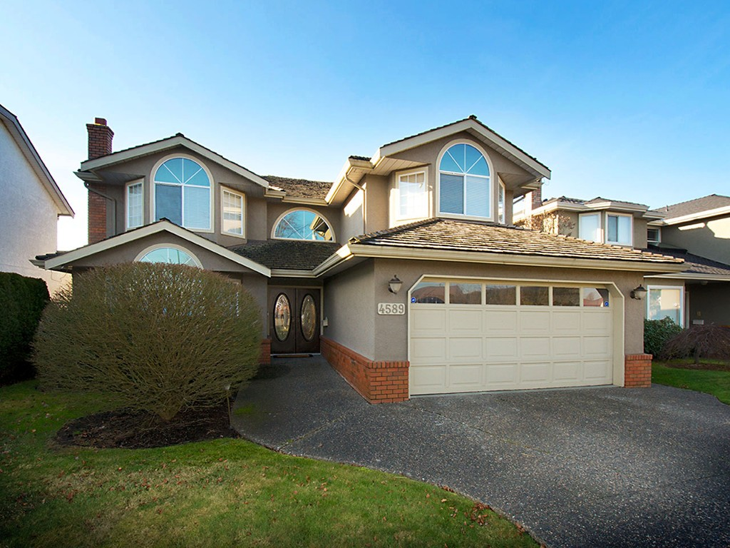Main Photo: 4589 64TH Street in Ladner: Holly House for sale : MLS® # V1070679