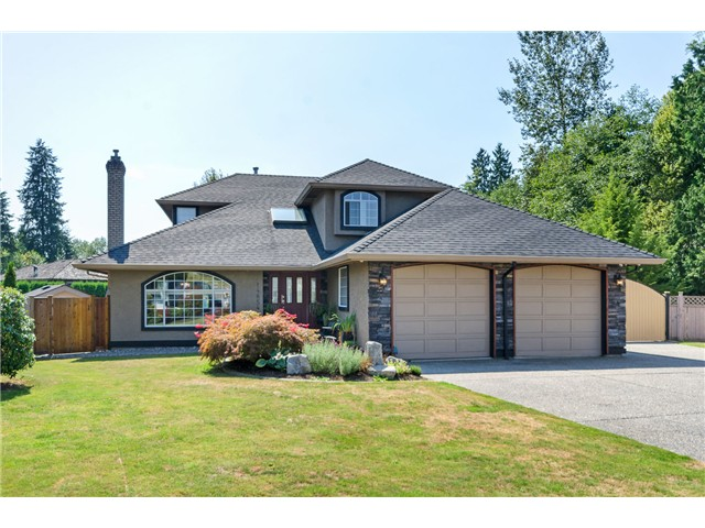 "Main Photo: 14854 82A Avenue in Surrey: Bear Creek Green Timbers House for sale in ""Shaugnessy Estates"" : MLS® # F1424622"