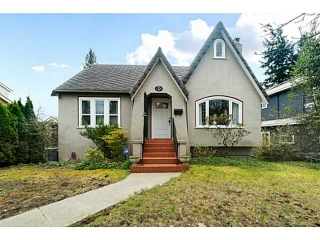 Main Photo: 3358 W 33RD Avenue in Vancouver: Dunbar House for sale (Vancouver West)  : MLS(r) # V1113483