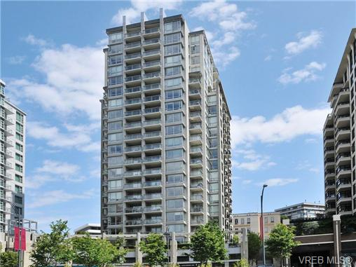 Main Photo: 1503 751 Fairfield Road in VICTORIA: Vi Downtown Condo Apartment for sale (Victoria)  : MLS(r) # 351361