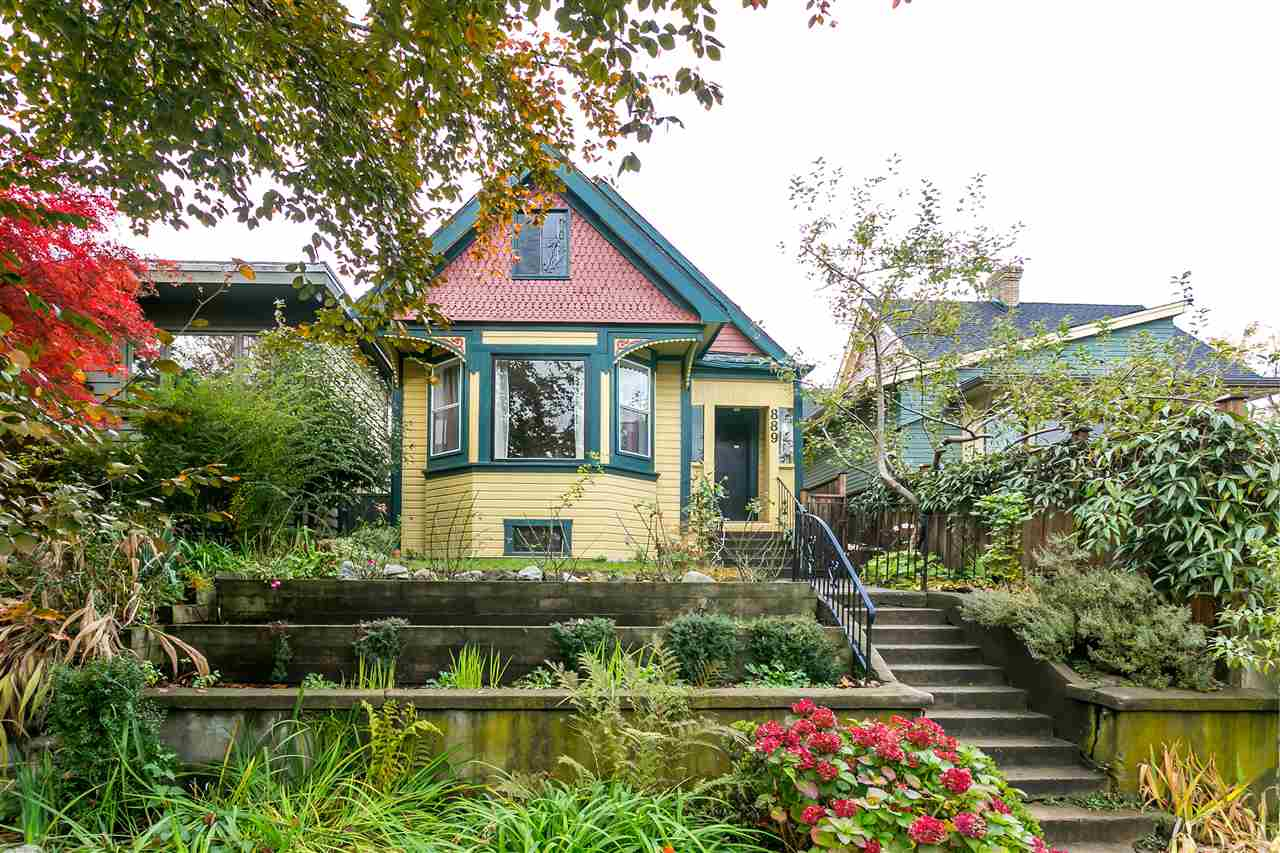 Main Photo: 889 UNION Street in Vancouver: Mount Pleasant VE House for sale (Vancouver East)  : MLS(r) # R2013947