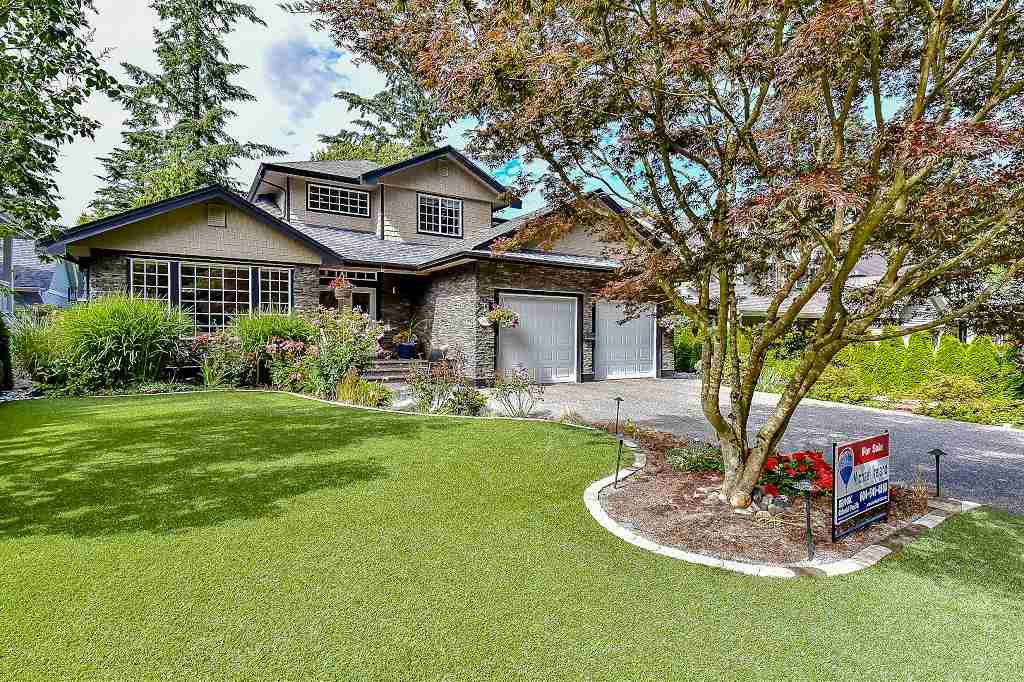 "Main Photo: 14119 23 Avenue in Surrey: Sunnyside Park Surrey House for sale in ""Forest Edge"" (South Surrey White Rock)  : MLS®# R2082502"