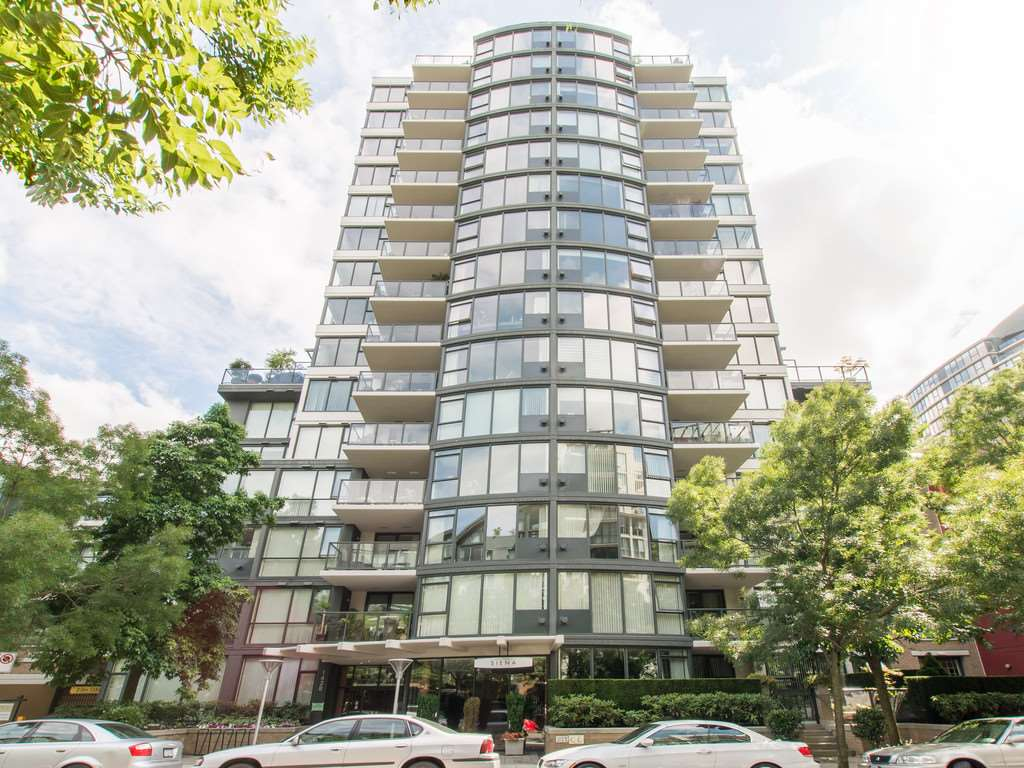 Main Photo: 1303 1428 W 6TH Avenue in Vancouver: Fairview VW Condo for sale (Vancouver West)  : MLS®# R2089764