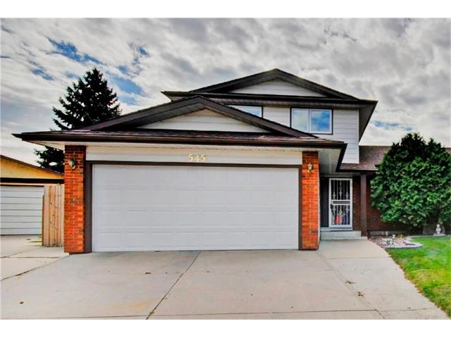 Main Photo: 545 RUNDLEVILLE Place NE in Calgary: Rundle House for sale : MLS® # C4079787