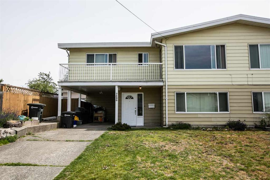 Main Photo: 7590 DAVIES Street in Burnaby: Edmonds BE House 1/2 Duplex for sale (Burnaby East)  : MLS® # R2107790