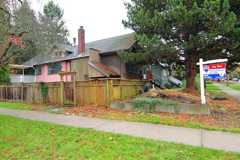 Main Photo: 2497 W 7TH Avenue in Vancouver: Kitsilano House for sale (Vancouver West)  : MLS®# R2116672