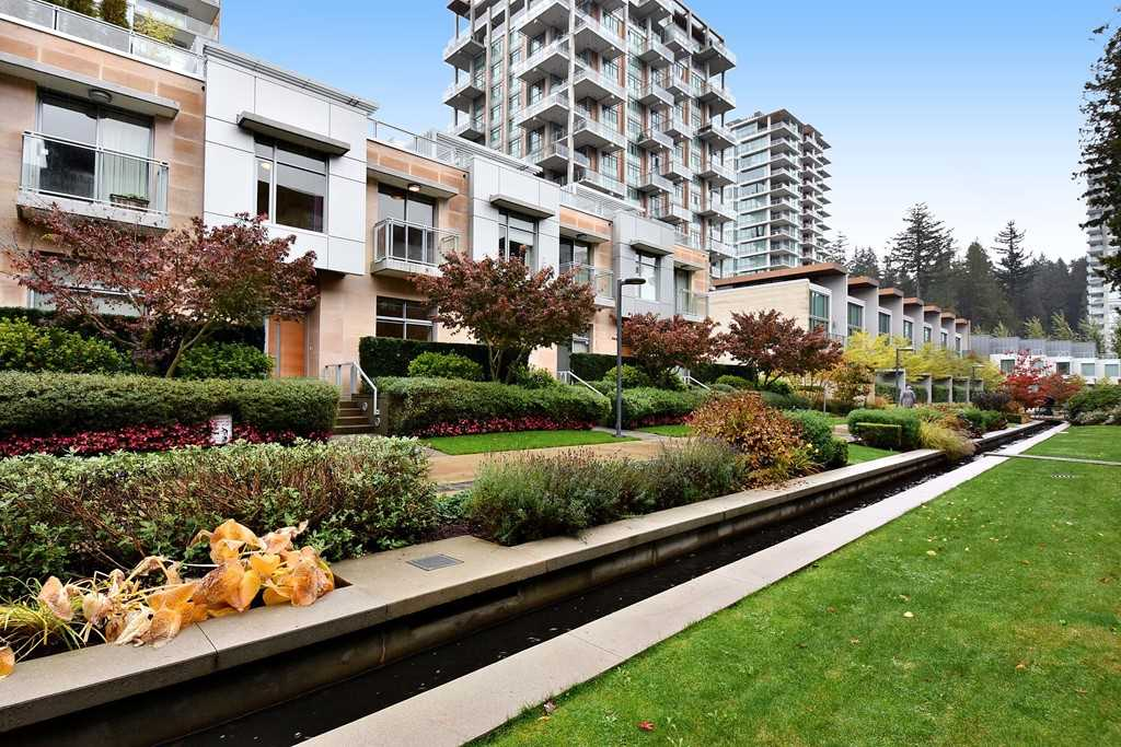 "Main Photo: TH105 5838 BERTON Avenue in Vancouver: University VW Townhouse for sale in ""THE WESBROOK"" (Vancouver West)  : MLS®# R2117105"
