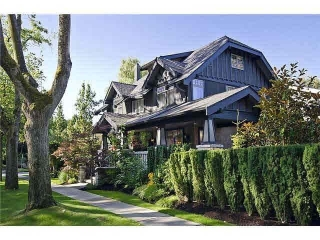 Main Photo: 5875 ELM Street in Vancouver: Kerrisdale House for sale (Vancouver West)  : MLS(r) # R2126964