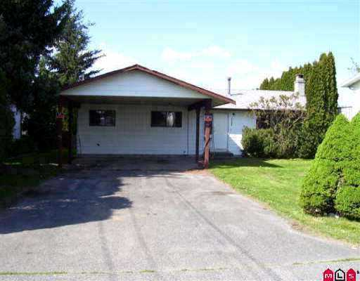 Main Photo: 32605 MARSHALL Road in Abbotsford: Abbotsford West House for sale : MLS® # F2626859
