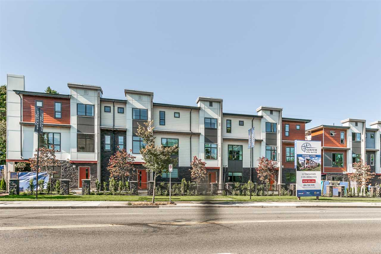 Main Photo: 2 15885 16 Avenue in Surrey: Sunnyside Park Surrey Townhouse for sale (South Surrey White Rock)  : MLS(r) # R2129713