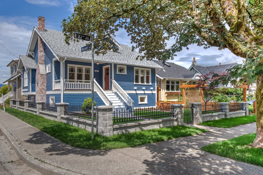 Photo 1: Photos: 1677 E 22ND Avenue in Vancouver: Victoria VE House for sale (Vancouver East)  : MLS® # R2147820