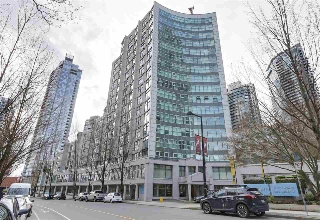 "Main Photo: B208 1331 HOMER Street in Vancouver: Yaletown Condo for sale in ""Pacific Point"" (Vancouver West)  : MLS(r) # R2150233"