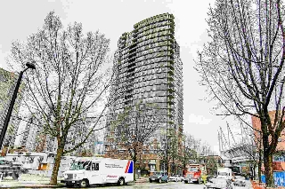 "Main Photo: 802 939 EXPO Boulevard in Vancouver: Yaletown Condo for sale in ""MAX"" (Vancouver West)  : MLS(r) # R2153072"