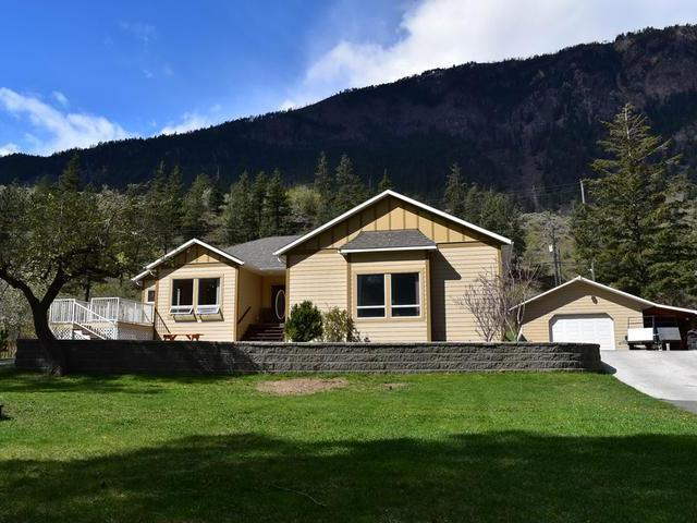 Main Photo: 181 HOMESTEAD ROAD in : Lillooet House for sale (South West)  : MLS®# 139993