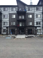 Main Photo: 438 504 ALBANY Way in Edmonton: Zone 27 Condo for sale : MLS® # E4061882