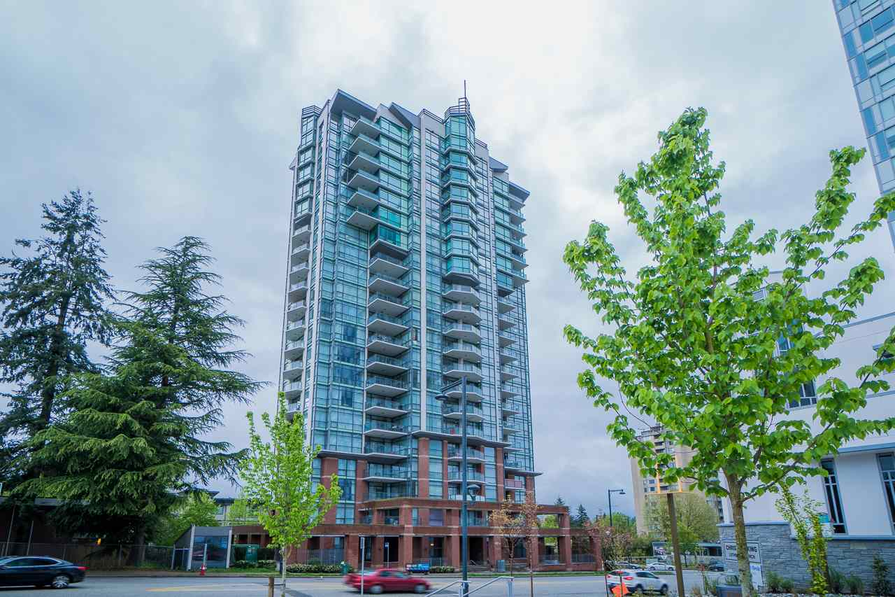 "Main Photo: 2207 13399 104 Avenue in Surrey: Whalley Condo for sale in ""D'Corize"" (North Surrey)  : MLS(r) # R2165897"
