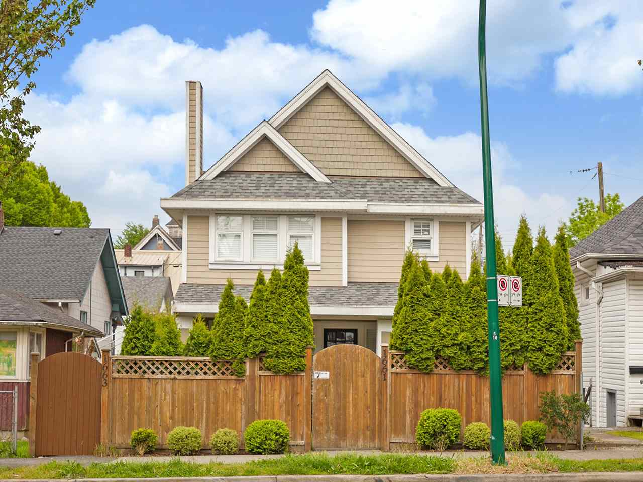 Main Photo: 1663 VICTORIA Drive in Vancouver: Grandview VE House 1/2 Duplex for sale (Vancouver East)  : MLS(r) # R2169220