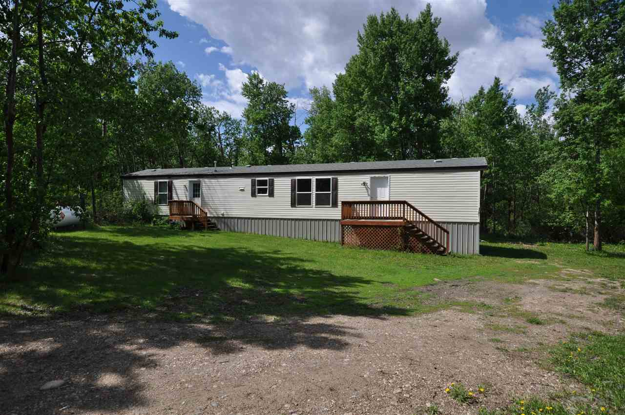 Main Photo: 164038 TWP RD 534: Rural Lamont County Manufactured Home for sale : MLS(r) # E4066496