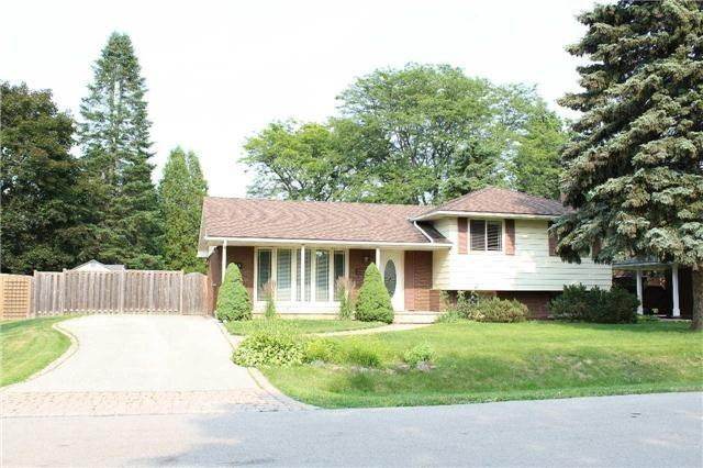 Main Photo: 235 Nakoma Road in Hamilton: Ancaster House (Backsplit 3) for lease : MLS® # X3827416