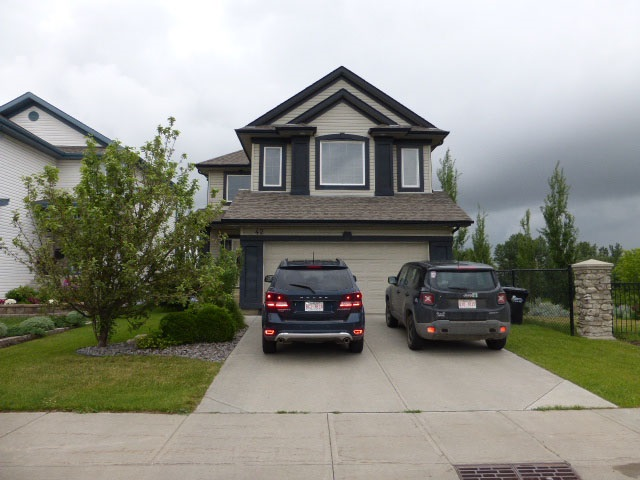 Main Photo: 42 SUMMERCOURT Terrace: Sherwood Park House for sale : MLS® # E4069387