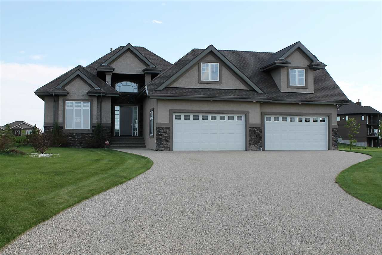 Main Photo: 68 26131 TWP RD 532A Road: Rural Parkland County House for sale : MLS® # E4076018