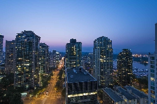 Main Photo: 2104 1239 W GEORGIA Street in Vancouver: Coal Harbour Condo for sale (Vancouver West)  : MLS® # R2195458