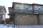 Main Photo: 2337 WARE Crescent in Edmonton: Zone 56 House Half Duplex for sale : MLS® # E4080555