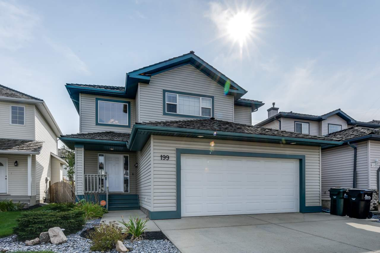Main Photo: 199 NEWCASTLE Crescent: Sherwood Park House for sale : MLS® # E4082435
