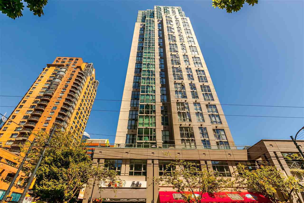 Main Photo: 1505 1188 HOWE Street in Vancouver: Downtown VW Condo for sale (Vancouver West)  : MLS® # R2207208