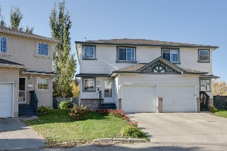 Main Photo: 24 300 HOOPER Crescent in Edmonton: Zone 35 House Half Duplex for sale : MLS® # E4083934