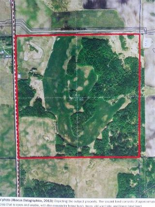 Main Photo: 471029 RR 274: Rural Wetaskiwin County Rural Land/Vacant Lot for sale : MLS® # E4086004