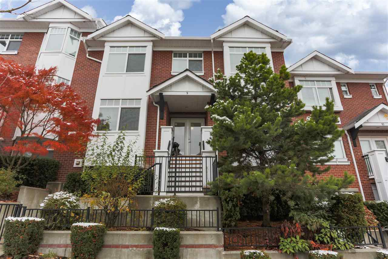 "Photo 1: Photos: 9 19551 66 Avenue in Surrey: Clayton Townhouse for sale in ""MANHATTAN SKYE"" (Cloverdale)  : MLS® # R2217574"