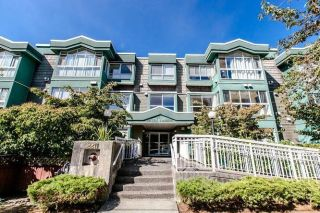 "Main Photo: 101 2211 WALL Street in Vancouver: Hastings Condo for sale in ""Pacific Landing"" (Vancouver East)  : MLS® # R2222742"