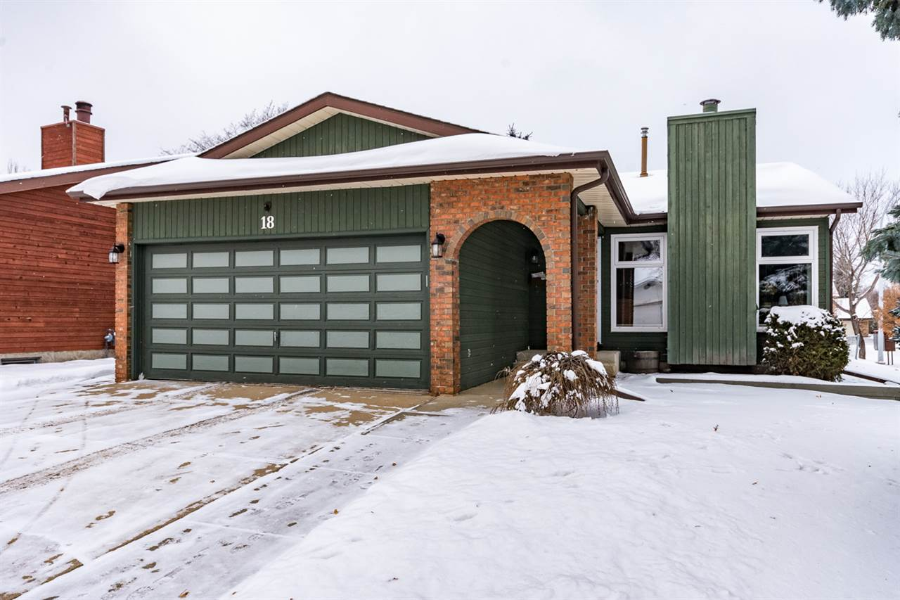 Main Photo: 18 PERRAULT Place: St. Albert House for sale : MLS® # E4088954