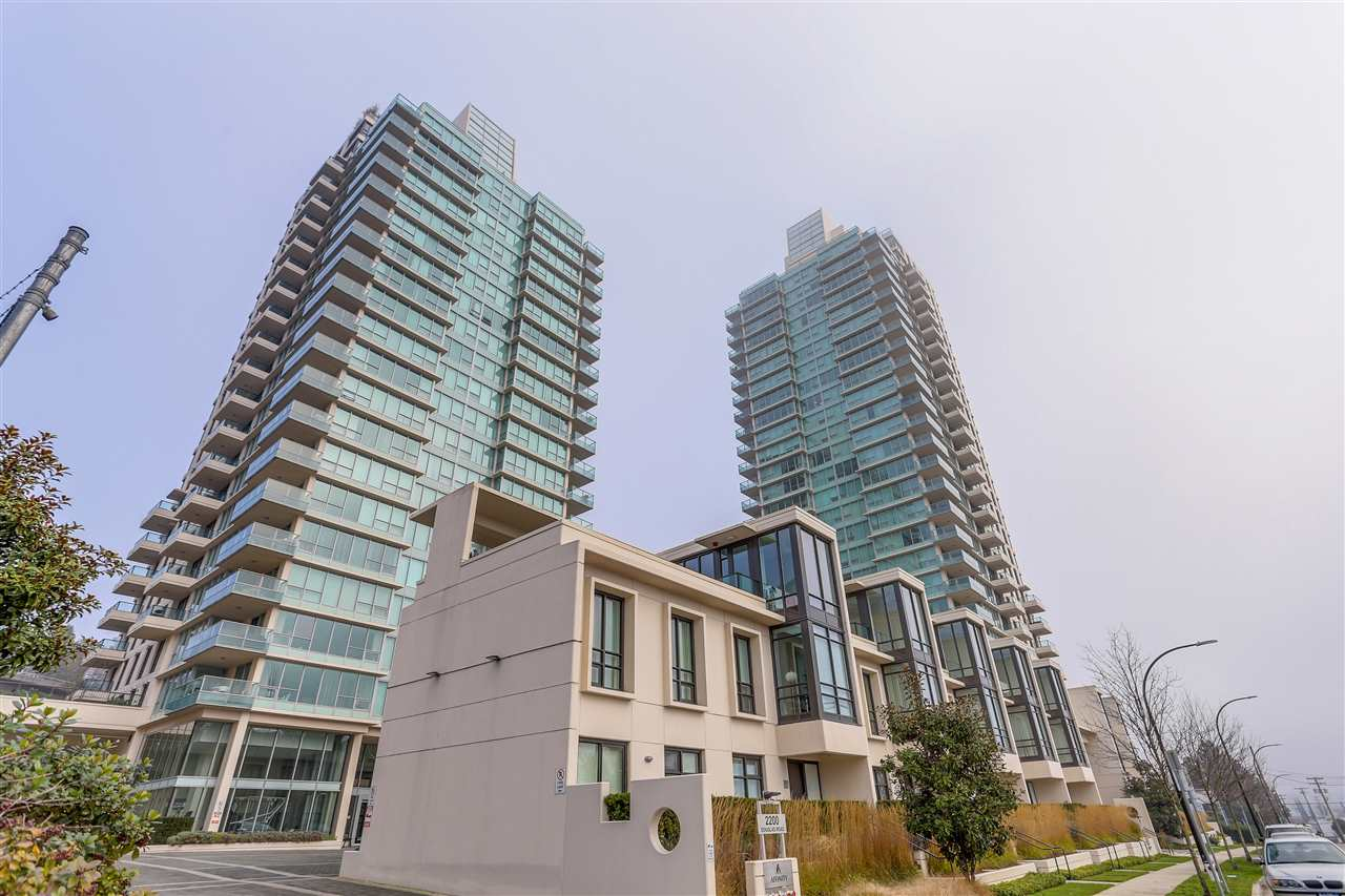 "Main Photo: 905 2232 DOUGLAS Road in Burnaby: Brentwood Park Condo for sale in ""AFFINITY"" (Burnaby North)  : MLS®# R2227277"