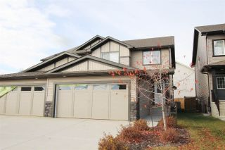 Main Photo: 3 Halladay Boulevard: Spruce Grove House Half Duplex for sale : MLS® # E4090602