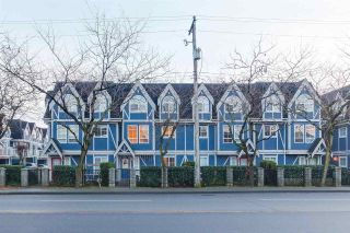 "Main Photo: 15 11571 THORPE Road in Richmond: East Cambie Townhouse for sale in ""NORMANDIE"" : MLS® # R2228238"