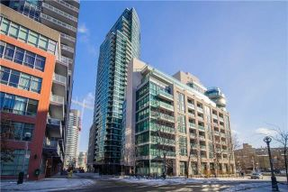 Main Photo: 2406 600 Fleet Street in Toronto: Niagara Condo for sale (Toronto C01)  : MLS® # C4016614