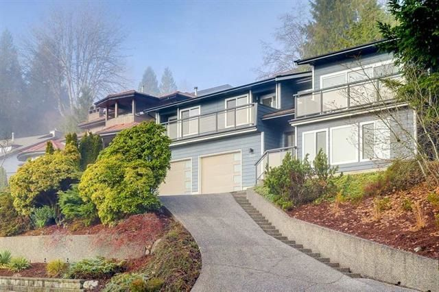 "Main Photo: 2615 CHARTER HILL Place in Coquitlam: Upper Eagle Ridge House for sale in ""UPPER EAGLE RIDGE"" : MLS® # R2231205"