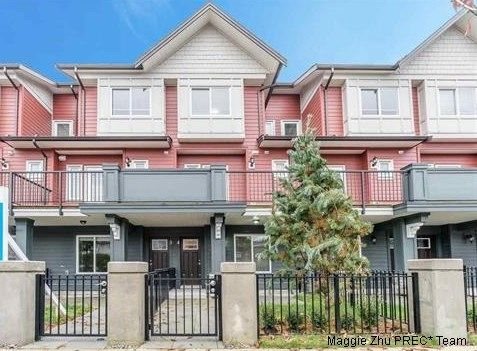 "Main Photo: 9 8560 JONES Road in Richmond: Brighouse South Townhouse for sale in ""Purple Garden"" : MLS® # R2231261"