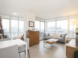 "Main Photo: 1603 1775 QUEBEC Street in Vancouver: Mount Pleasant VE Condo for sale in ""OPSAL"" (Vancouver East)  : MLS® # R2232482"