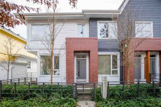 Main Photo: 3150 PIERVIEW Crescent in Vancouver: Champlain Heights Townhouse for sale (Vancouver East)  : MLS® # R2249784