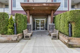 "Main Photo: 109 2943 NELSON Place in Abbotsford: Central Abbotsford Condo for sale in ""Edgebrook"" : MLS®# R2264023"