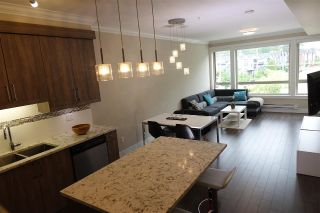 "Main Photo: 408 19228 64 Avenue in Surrey: Clayton Condo for sale in ""FOCAL POINT"" (Cloverdale)  : MLS®# R2269865"
