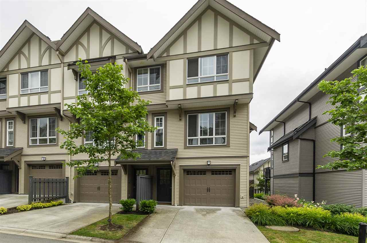 "Main Photo: 52 1338 HAMES Crescent in Coquitlam: Burke Mountain Townhouse for sale in ""FARRINGTON PARK"" : MLS®# R2279478"