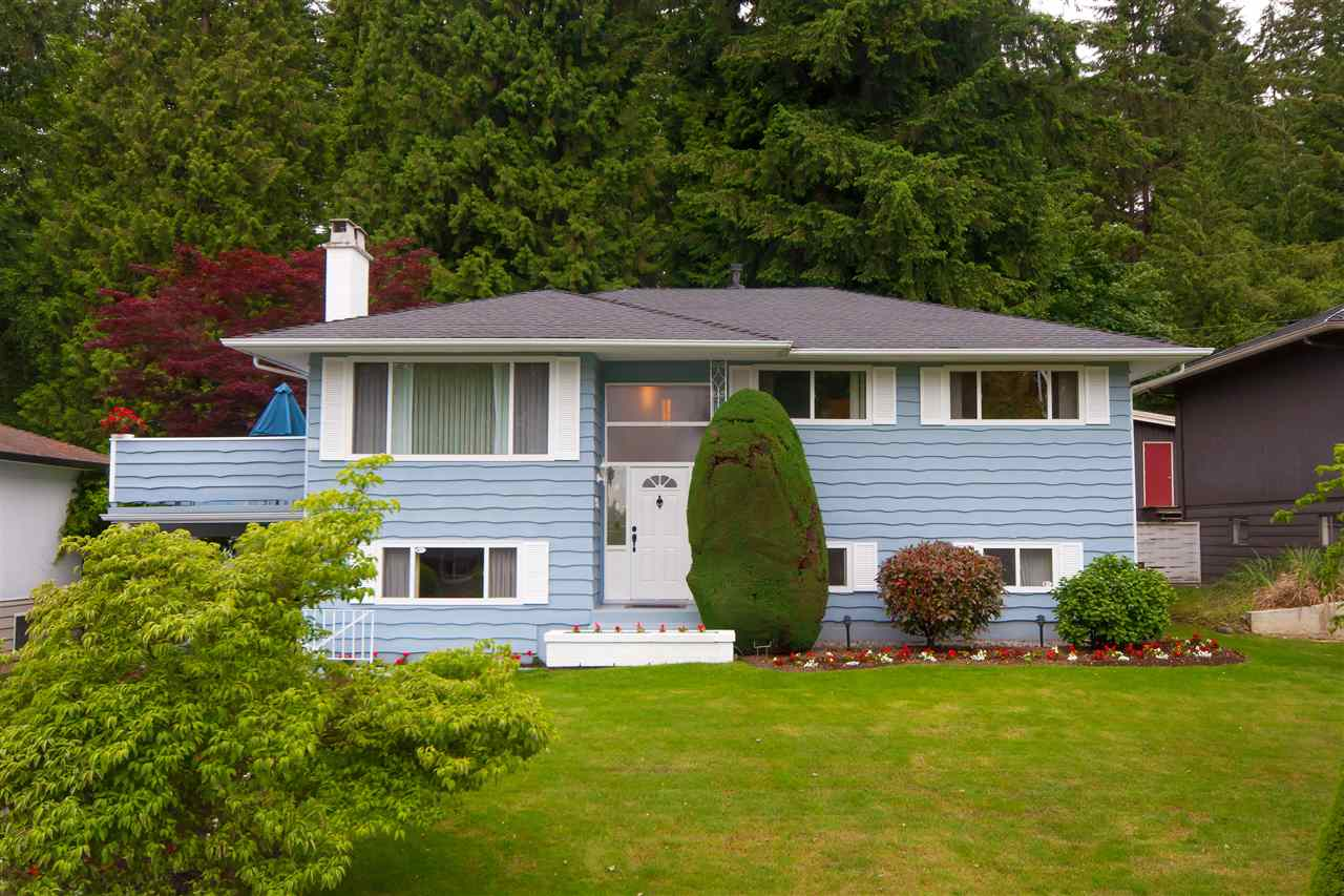 Main Photo: 931 GARROW Drive in Port Moody: Glenayre House for sale : MLS®# R2281163
