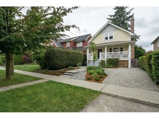 "Main Photo: 215 FIFTH Avenue in New Westminster: Queens Park House for sale in ""QUEENS PARK"" : MLS®# R2281427"