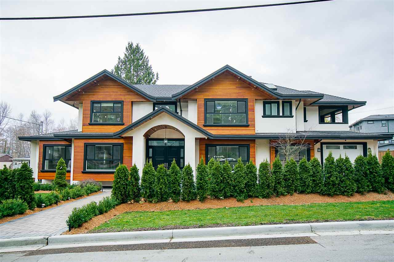 Main Photo: 5550 RUGBY Street in Burnaby: Deer Lake House for sale (Burnaby South)  : MLS®# R2290427